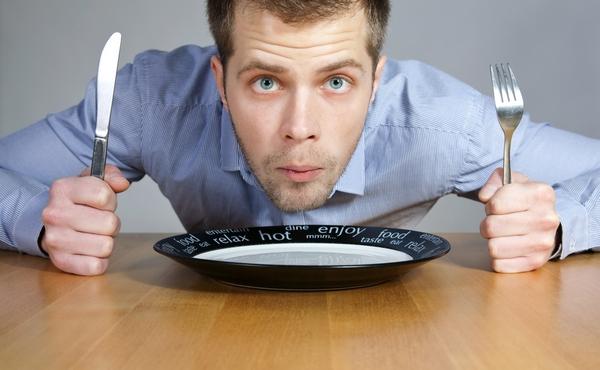 Как похудеть когда все время хочется жрать