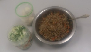 3 гречка салат шарики