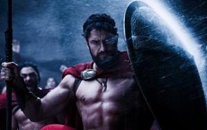 спартанец х