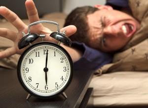 гасим будильник
