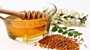 мед и пыльца х