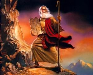 моисей х
