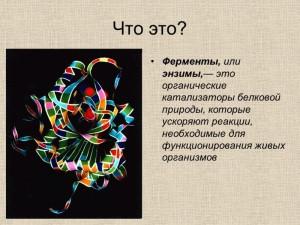 энзимы х
