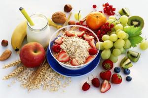 здоровое питание продукты