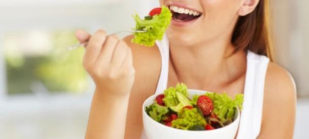 пример правильного сбалансированного питания