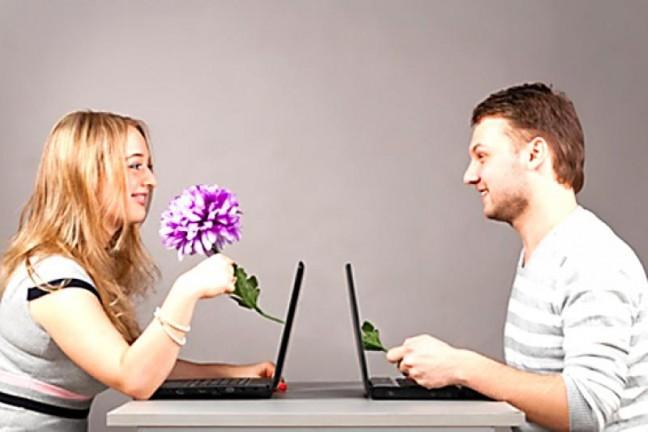 Познакомиться с девушкой в интернете