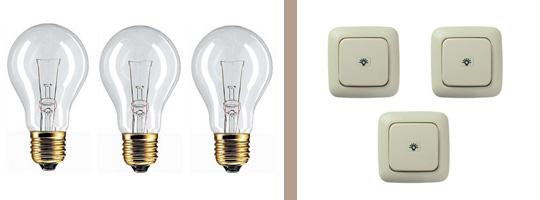 задача комната лампочка 3 выключателя уточненных